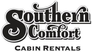 Southern Comfort Cabin Rentals Logo