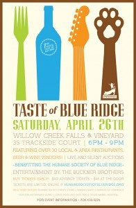 7th Annual Taste of Blue Ridge