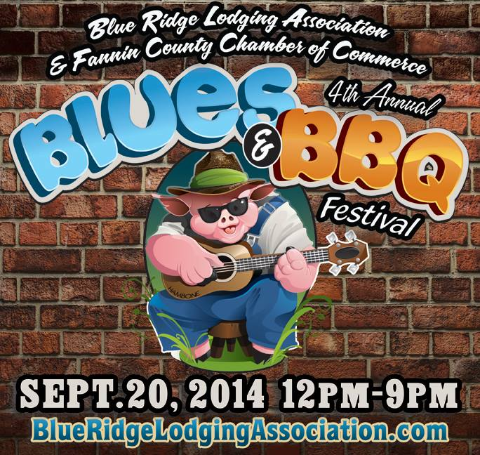 Blue Ridge Blues and BBQ 2014