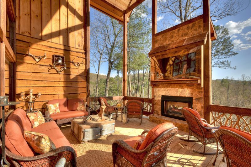 Blue Ridge Cabin Rental